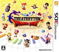 Okładka Theatrhythm Dragon Quest (3DS)