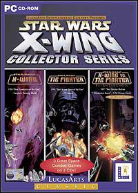 Okładka Star Wars: X-Wing Collector Series (PC)