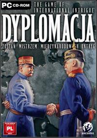 Okładka Diplomacy (2005) (PC)