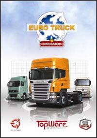 Okładka Euro Truck Simulator (PC)