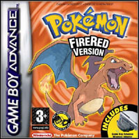 Game Box for Pokemon Fire Red/Pokemon Leaf Green (GBA)