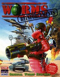 Okładka Worms Reinforcements (PC)
