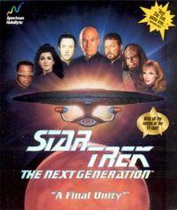 Okładka Star Trek: The Next Generation - A Final Unity (PC)