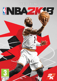 Game NBA 2K18 (PC) cover