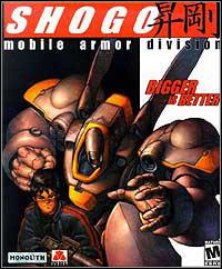 Okładka Shogo: Mobile Armor Division (PC)
