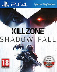 Okładka Killzone: Shadow Fall (PS4)