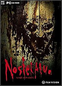 Okładka Nosferatu: The Wrath of Malachi (PC)