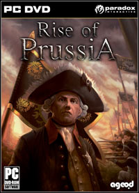 Okładka Rise of Prussia (PC)