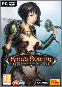 Okładka King's Bounty: Armored Princess (PC)