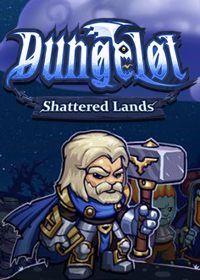 Game Dungelot: Shattered Lands (PC) cover
