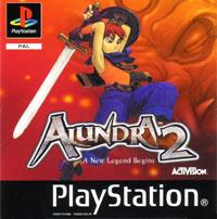 Okładka Alundra 2: A New Legend Begins (PS1)