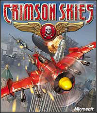 Okładka Crimson Skies (PC)