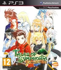 Okładka Tales of Symphonia Chronicles (PS3)