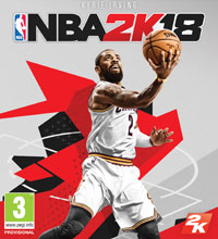 Game NBA 2K18 (Switch) cover