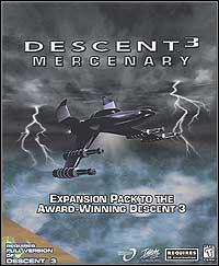 Game Box for Descent 3: Mercenary (PC)