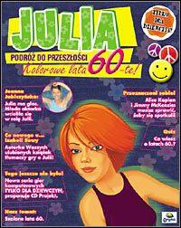 Okładka Julia: Kolorowe Lata 60-te (PC)
