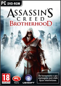 Game Assassin's Creed: Brotherhood (PC) cover