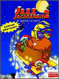 Okładka Jazz Jackrabbit 2: The Christmas Chronicles (PC)