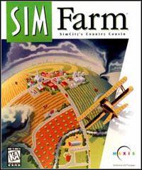 Okładka SimFarm (PC)