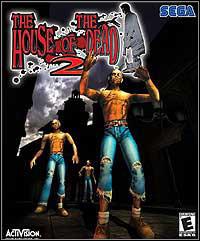 Okładka The House of the Dead 2 (PC)
