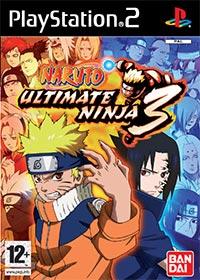 Okładka Naruto: Ultimate Ninja 3 (PS2)