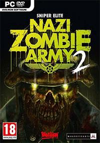Okładka Sniper Elite: Nazi Zombie Army 2 (PC)