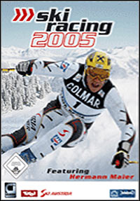 Game Box for Ski Racing 2005 (PC)