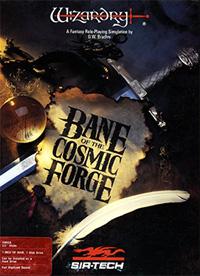 Okładka Wizardry 6: Bane of the Cosmic Forge (PC)
