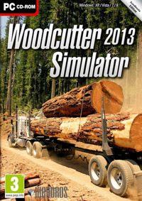 Okładka Woodcutter Simulator 2013 (PC)
