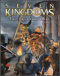 Okładka Seven Kingdoms II: The Fryhtan Wars (PC)