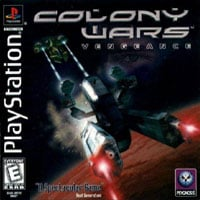 Game Box for Colony Wars (PS1)