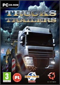 Game Box for Trucks & Trailers (PC)
