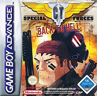 Okładka CT Special Forces 2: Back in the Trenches (GBA)