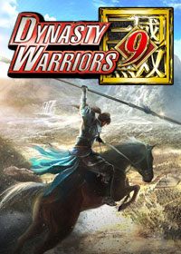 Game Dynasty Warriors 9 (PS4) cover