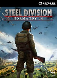Okładka Steel Division: Normandy 44 (PC)