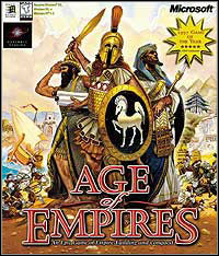 Game Box for Age of Empires (PC)