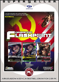 Okładka Operation Flashpoint: Game of the Year (PC)