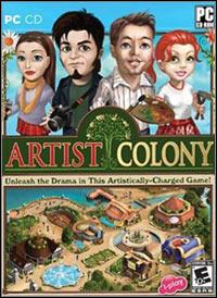 Okładka Artist Colony (PC)