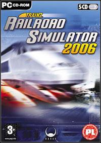 Okładka Trainz Railway Simulator 2006 (PC)