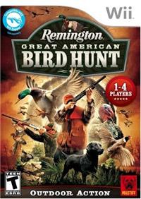 Okładka Remington Great American Bird Hunt (Wii)