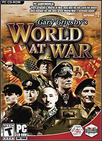 Okładka Gary Grigsby's World at War (PC)