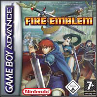 Game Box for Fire Emblem (GBA)