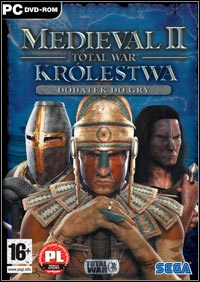 Okładka Medieval II: Total War - Kingdoms (PC)