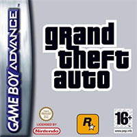 Okładka Grand Theft Auto Advance (GBA)
