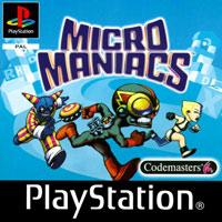Okładka Micro Maniacs (PS1)