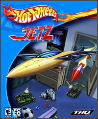 Okładka Hot Wheels Jetz (PC)