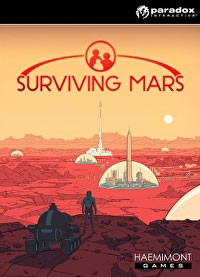 Game Surviving Mars (PC) cover