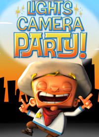 Okładka Lights, Camera, Party! (PS3)