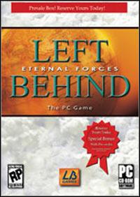 Okładka Left Behind: Eternal Forces (PC)