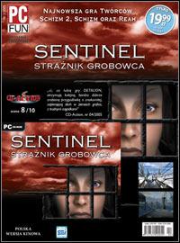 Okładka Sentinel: Descendants in Time (PC)